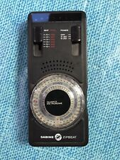 Sabine Zipbeat Digital Quartz Metronome Excellent Shape and Very Dependable