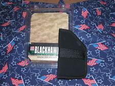 Blackhawk Nylon Inside The Pocket Holster 02, BK (NIB)