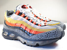 NIKE 2007 AIR MAX 95 360 SAFARI 8.5 CAMO RUNNING MEN PATTA ATMPO HYPERFUSE 90 1