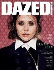 DAZED & CONFUSED 9/2013 A/W COLLECTIONS SPECIAL Elizabeth Olsen KRISTEN OWEN New