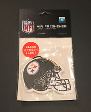 Pittsburgh Steelers - NFL Car Air Freshener Officially Licensed Football Helmet