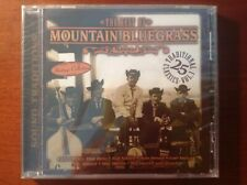 The Best Of Mountain Bluegrass CD  - New Sealed