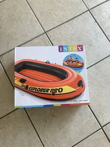 Intex Explorer Pro 200 2 Person Inflatable Boat Free Delivery
