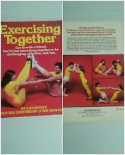 Exercising Together Ann Dugan Consumer Guide Spiral Bound Book