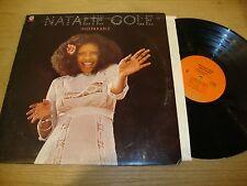 Natalie Cole - Inseparable - LP Record  VG+ VG