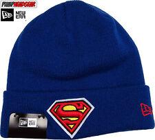 Superman New Era Team Essential Cuff Knit Beanie
