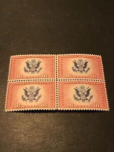 US Scott #CE2 Great Seal Airmail Special Delivery Red & Blue MNH***FREE SHIP***