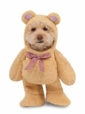 Rubies Walking Teddy Bear Pet Cats Dogs Suit Funny Halloween Costume 580329