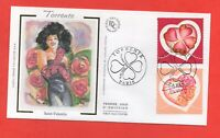 FDC - TORRENTE - Saint Valentin  (127)