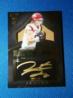 Hunter Henry 2016 Black and Gold Autograph Auto RC /99