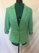 Valley Girl Green / blue size 10 Jacket