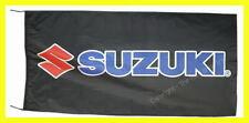 SUSUKI MOTO FLAG BANNER  DEALERS katana boulevard 5 X 2.45 FT 150 X 75 CM