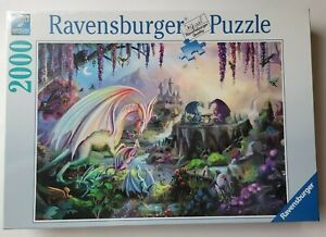 Ravensburger Dragon Valley 2000 Piece Puzzle - New
