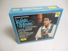 Offenbach: Les Contes d'Hoffman The Tales of Hoffmann Ozawa 2 CD Box Set Opera