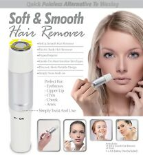 Soft And Smooth Hair Remover Gentle Hypoallergenic TWIST & USE