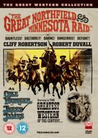The Great Northfield Minnesota Raid DVD Nuovo DVD (101FILMS061)