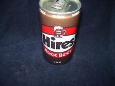Hires Root Beer Soda Can~Crush International Inc~Kemmerer Bottling~Pop Can