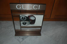 Gucci promotion store display stand 45x8,5 cm Ultra Rare!!