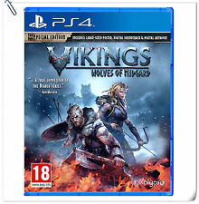 PS4 Vikings: Wolves of Midgard Sony Playstation Kalypso RPG Games