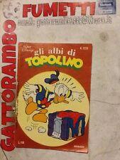 Albi Di Topolino N.1229 con bollino - Mondadori Ottimo