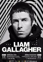 LIAM GALLAGHER  A4 260gsm Poster Print