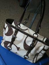 COACH Fabric Bag Purse Tote