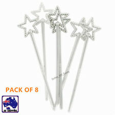 MINI PRINCESS WANDS GIRLS BIRTHDAY PARTY SUPPLIES FAVOURS TOYS GIFT BAG FILLERS