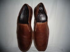 Cole Haan C08685 Men's Brown Leather Slip On Loafers Size 10.5 M