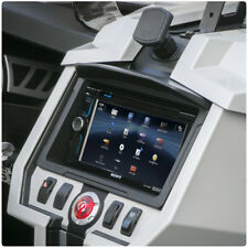 Scosche Double Din Stereo Dash Kit for the Polaris Slingshot (2015-17)