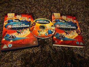 Meet the Robinsons (DVD, 2007) Disney Classics 47, includes Slipcover