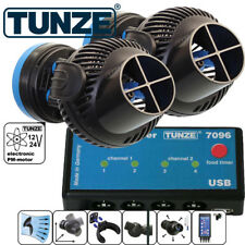 Tunze Ebbe & Flut Kit S10 / 2 x Turbelle stream 6055 + Controller 7096