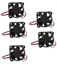 Pack 10 Pezzi Ventole Silenziose Raffreddamento CPU Cooler 5 x 5 cm 12 V 1.4W