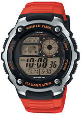 Casio Collection – Men's Digital Watch With Resin Strap AE 2100w 4avef