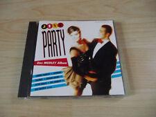 CD Jive Party - Das Medley Album: Peter Kraus Caterina Valente Connie Francis ..