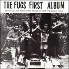 The Fugs - First Album [New CD]