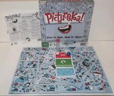 Pictureka! Board Game - Hasbro 2008 - Complete