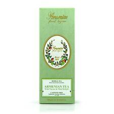 Armeniac Armenian Tea, 100% Wild Loose Leaf Herbal Tea in a T-Stick, 12 T-Sticks