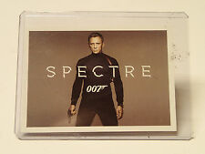 James Bond 007 SPECTRE Trading Cards, Case Topper Card CT1