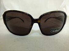 COLE HAAN AUTHENTIC SUNGLASSES BRAND NEW NEVER USED CH 665 TORTOISE/GREEN