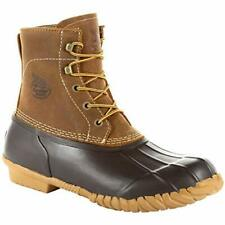 Georgia Boot Marshland Unisex Duck Boot Brown Color BROWN