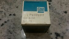 NOS Genuine General Motors Parts GM Stripe Decal 9789315