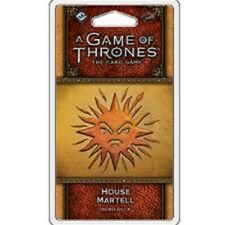 GAME OF THRONES LCG HOUSE MARTELL INTRO DECK EXP GAME BRAND NEW & SEALED