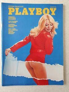 Magazine PLAYBOY FRANCE french mars 1975