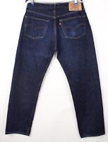 Levi's Strauss & Co Hommes 501 Jeans Jambe Droite Taille W38 L32 BBZ427