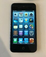 Apple iPod touch 4th Generation Black (32 Gb) - Works Good