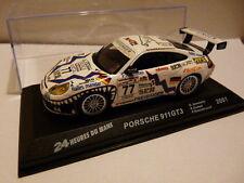 1/43 IXO Altaya 24 heures du Mans : PORSCHE 911 GT3 2001