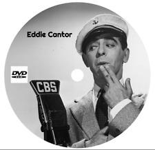 EDDIE CANTOR (251 SHOWS) OTR MP3 DVD