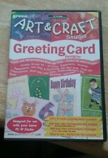 Art and crafts greeting cards pc