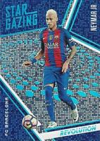 2017 Panini Revolution Soccer 'Star Gazing' Disco Parallel Serial Numbered to 25
