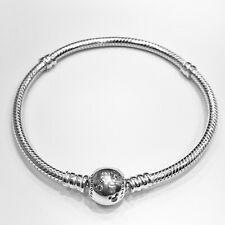 NEW Genuine PANDORA Charm Bracelet Sterling Silver Disney 590731CZ RRP $119